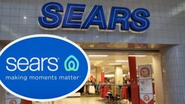 new sears logo looks like airbnb logo