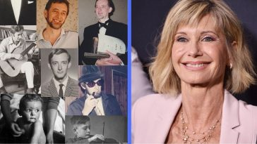 olivia newton-john's brother dies