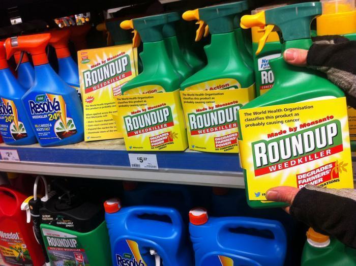 RoundUp weed killer