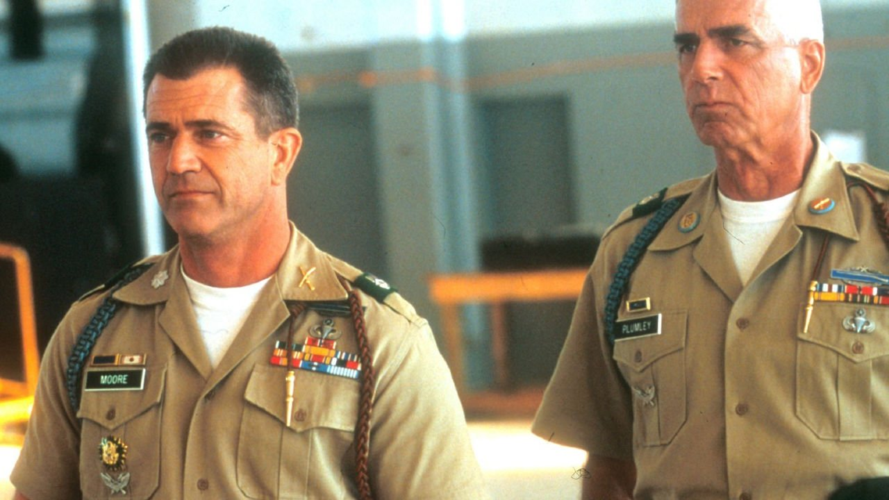 Sam Elliott in We Were Soldiers