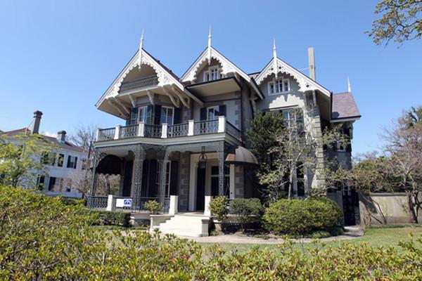 sandra bullock's home