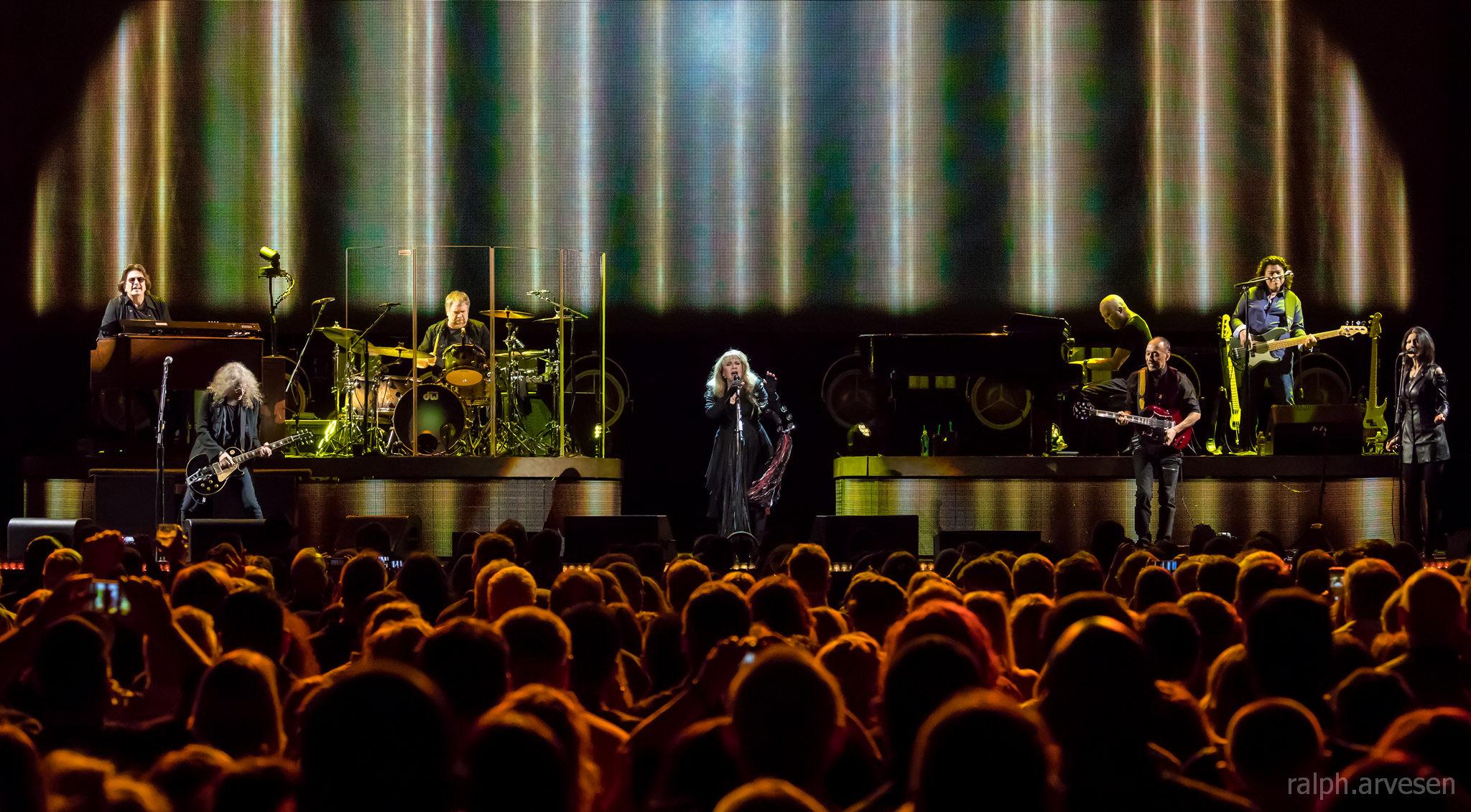 Stevie Nicks performing in 2017