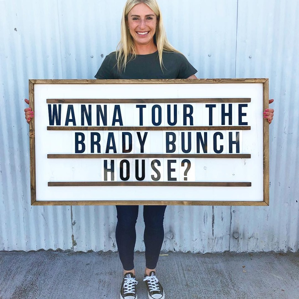 tour brady bunch
