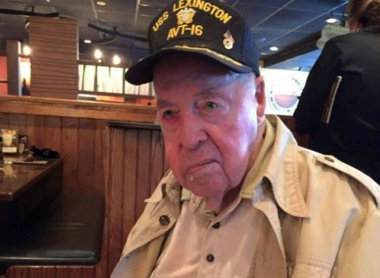 Waitress Serves Grumpy Old Man For Seven Years, Then Receives A Gift After He Passes Away