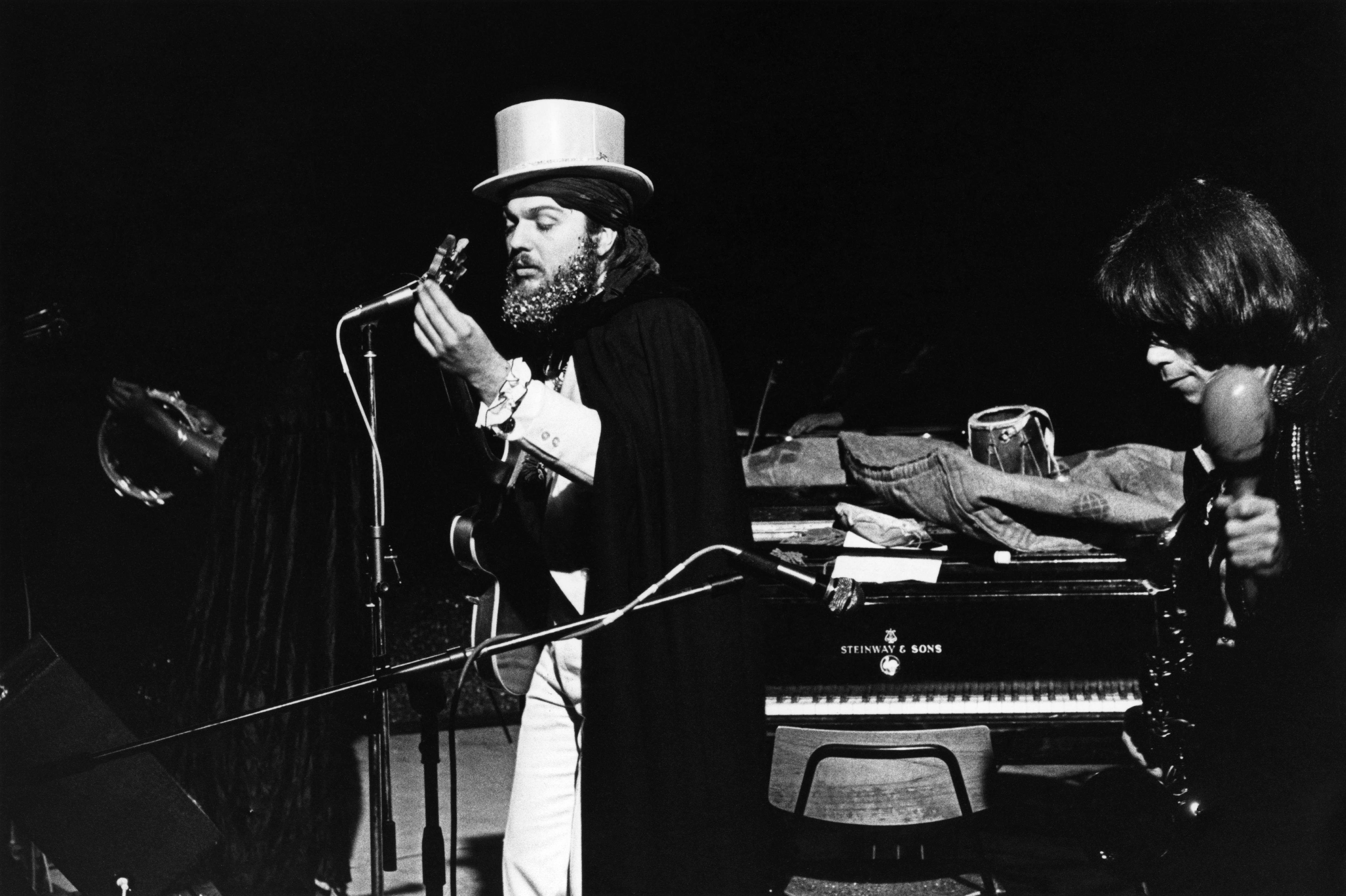 Dr. John in 1972