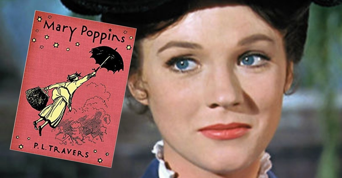 It Took Disney 20 Years To Acquire Rights To Make 'Mary Poppins'