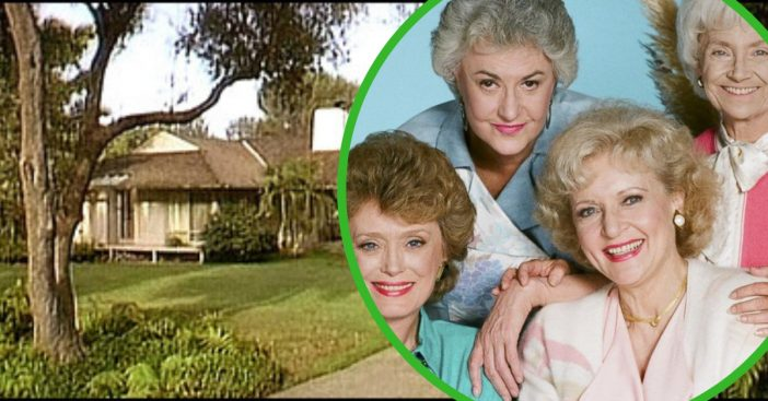 Learn more about the Golden Girls house