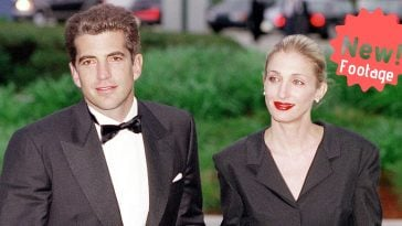 New footage of JFK Jr and Carolyn Bessette wedding in documentary