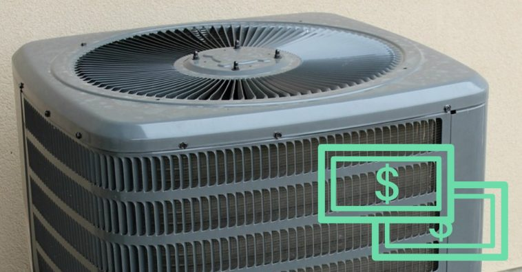 save money air conditioner