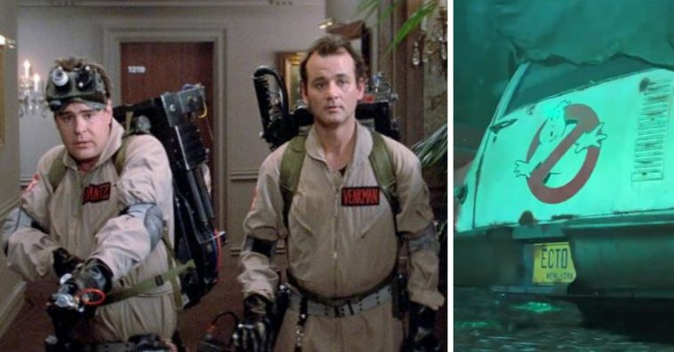 There will be a Ghostbusters reboot in 2020