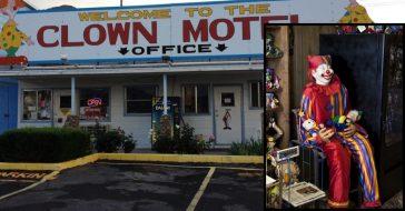 america's scariest clown motel