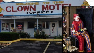 america's scariest clown motel
