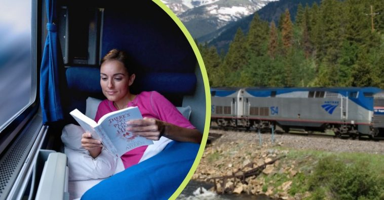 amtrak offering BOGO deal for trip across the US