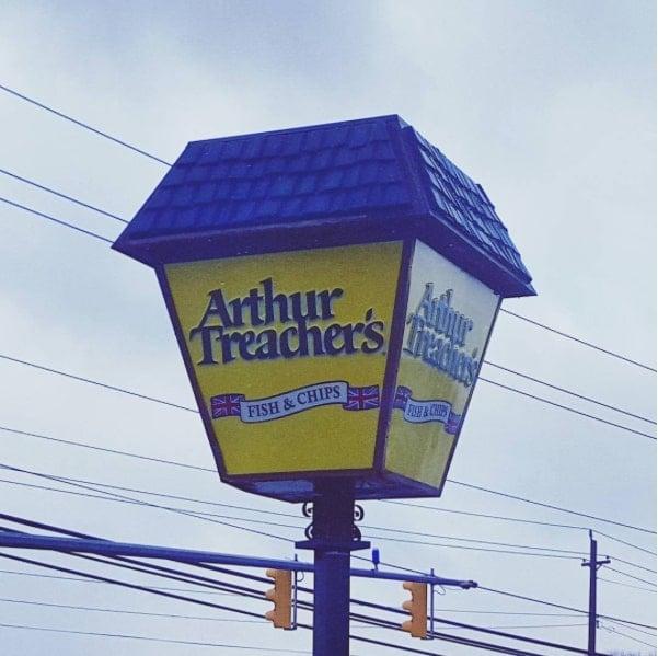 arthur treachers fish and chips chain restaurant