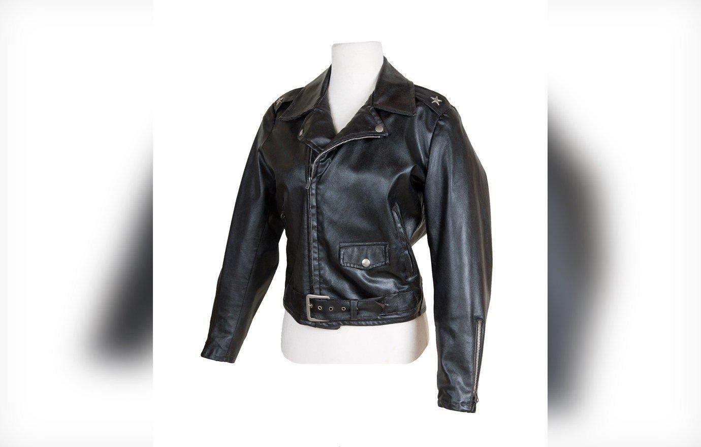"""Bad Sandy"" Grease jacket"
