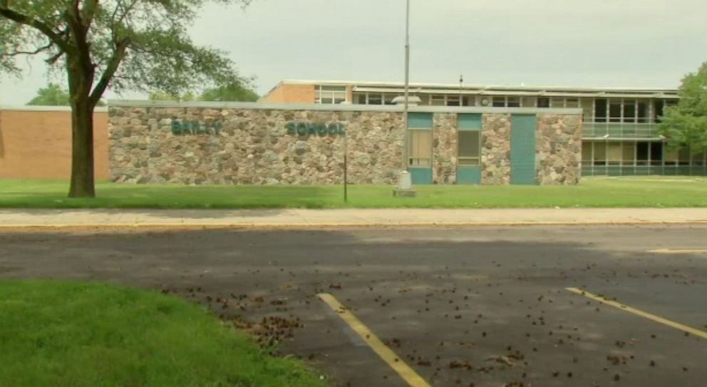 Bailey Preparatory Academy in Gary, Indiana