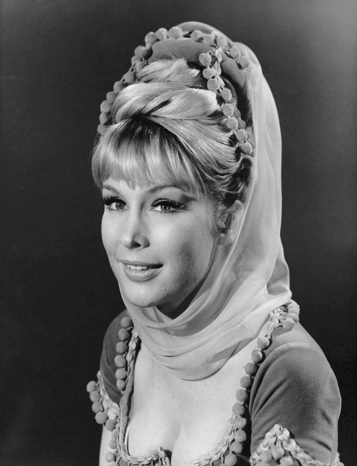 barbara eden on i dream of jeannie