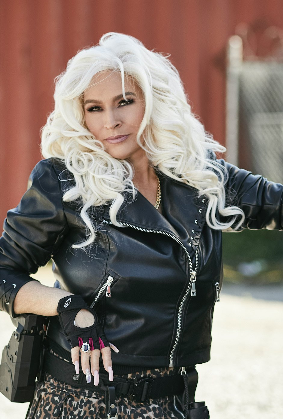 Beth Chapman for new show