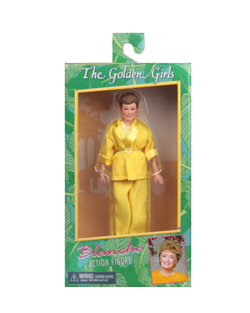 blanche action figure golden girls