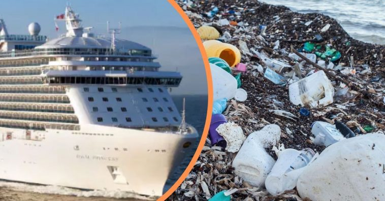 Carnival Corp To Pay $20 Million Fine After Dumping Trash ...