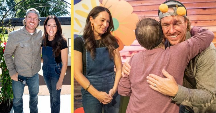 chip and joanna gaines donate to st. jude