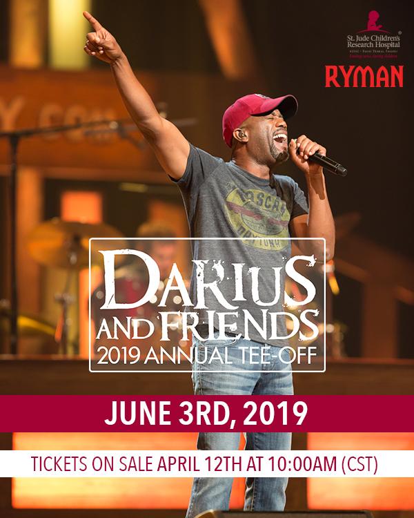 Darius and Friends concert