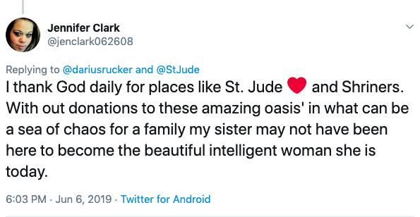 Darius Rucker fan comments