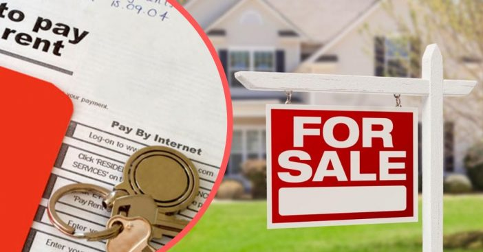 differences between renting and buying a home