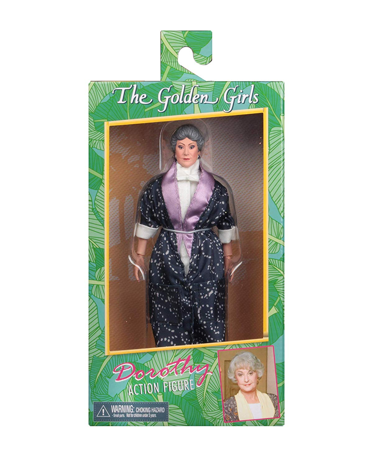 dorothy action figure golden girls