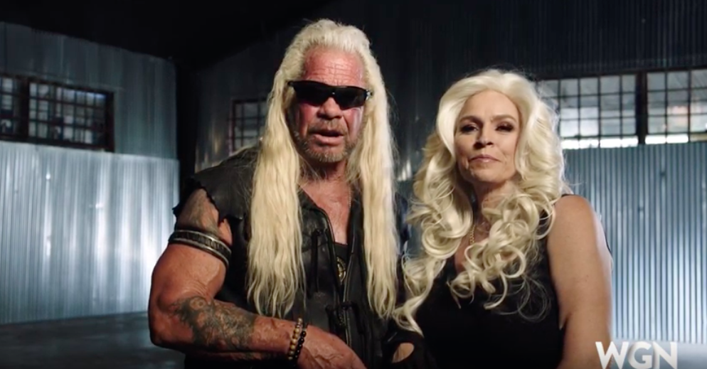 Duane 'Dog' Chapman and Beth Chapman for new show