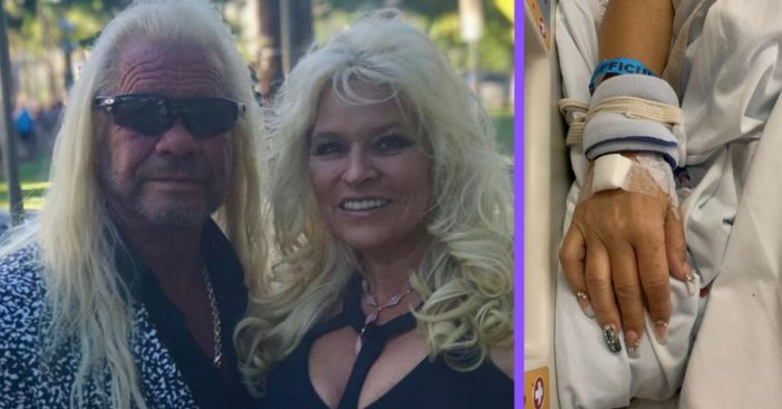 duane dog chapman gives update on wife's coma