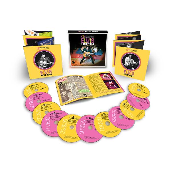 elvis 1969 bundle cds