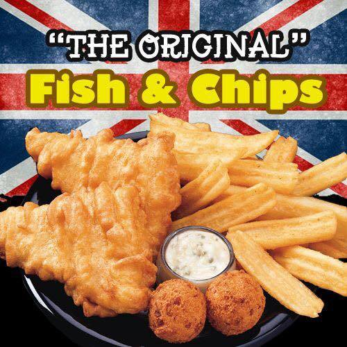 the original fish and chips from arthur treachers