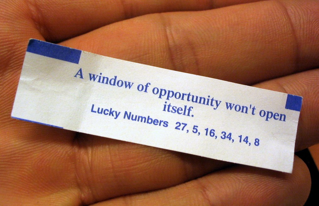 fortune cookie numbers