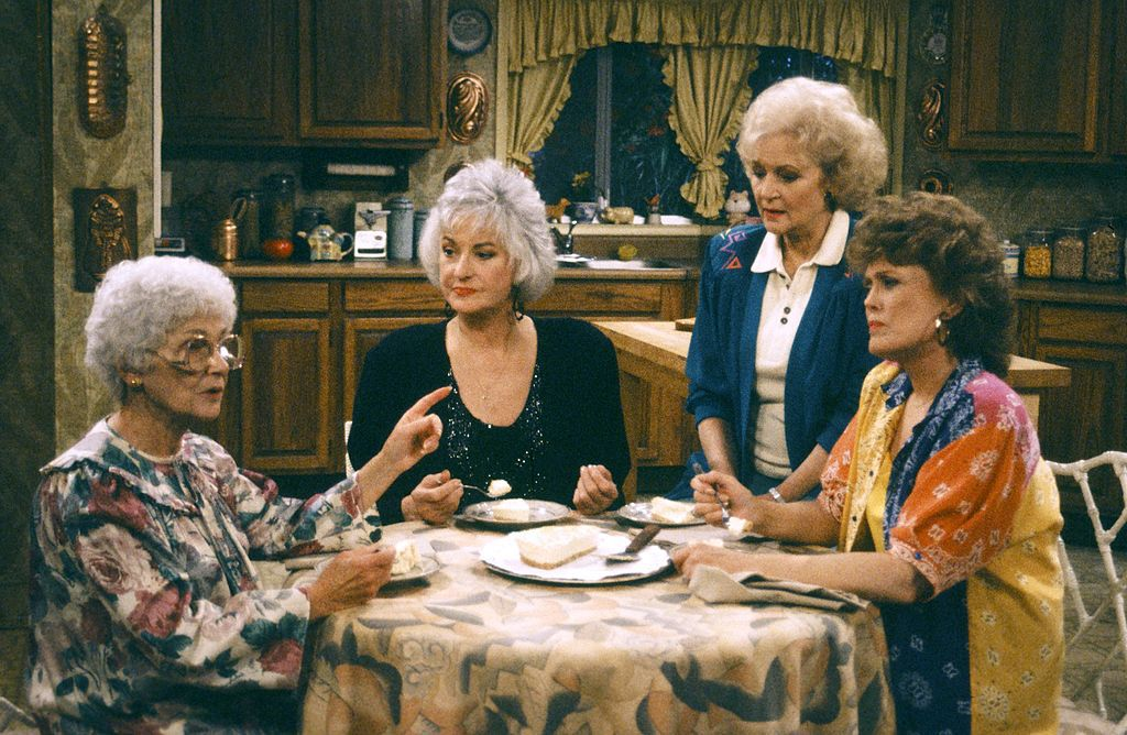 golden girls kitchen
