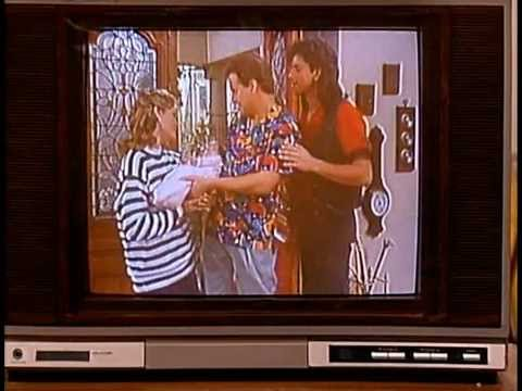 Home video of Pam from Full House episode