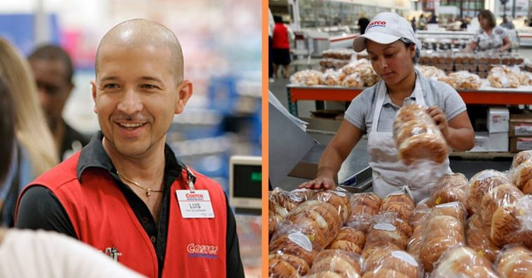 how much costco employees make
