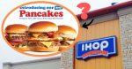 ihop changes p in name to pancake burgers