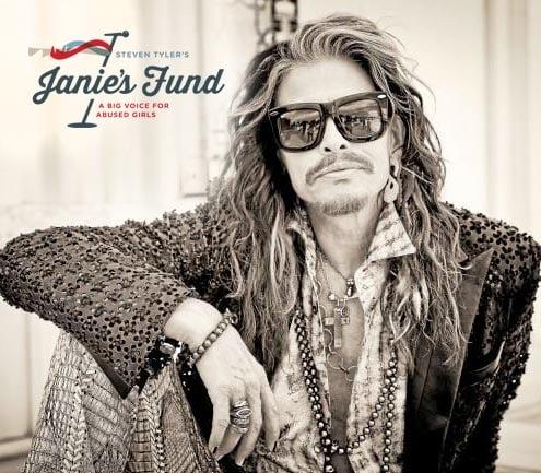 Steven Tyler's Janie's Fund