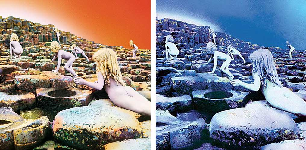 Led Zeppelin's 'Houses of the Holy'