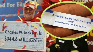 man wins powerball by using fortune cookie numbers
