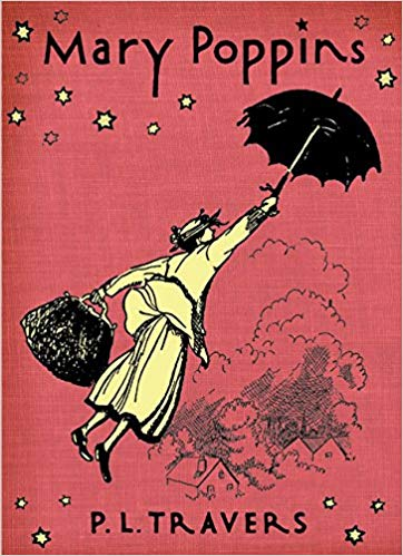 mary poppins book by p.l. travers