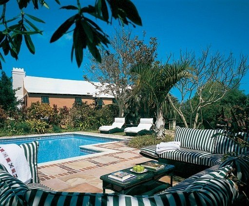 Michael Douglas Amp Catherine Zeta Jones Bermuda Home For Sale