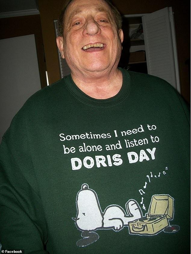 Mike DeVita, Doris Day's pen pal