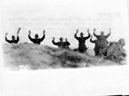 Photo from the original D-Day, June 6th, 1944