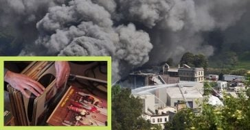 over 100,000 masters recordings destroyed in 2008 fire