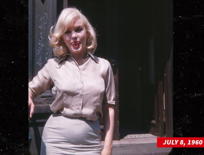 Rare Marilyn Monroe pregnancy photo