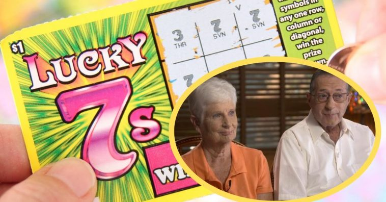 retired couple uses basic arithmetic to win the lottery