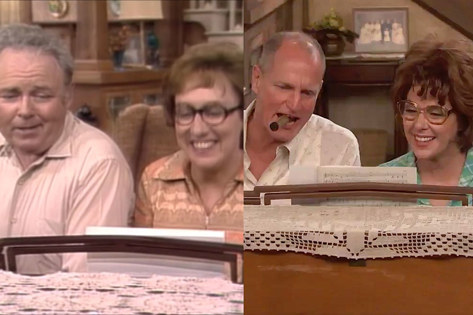 All in the Family original and remake