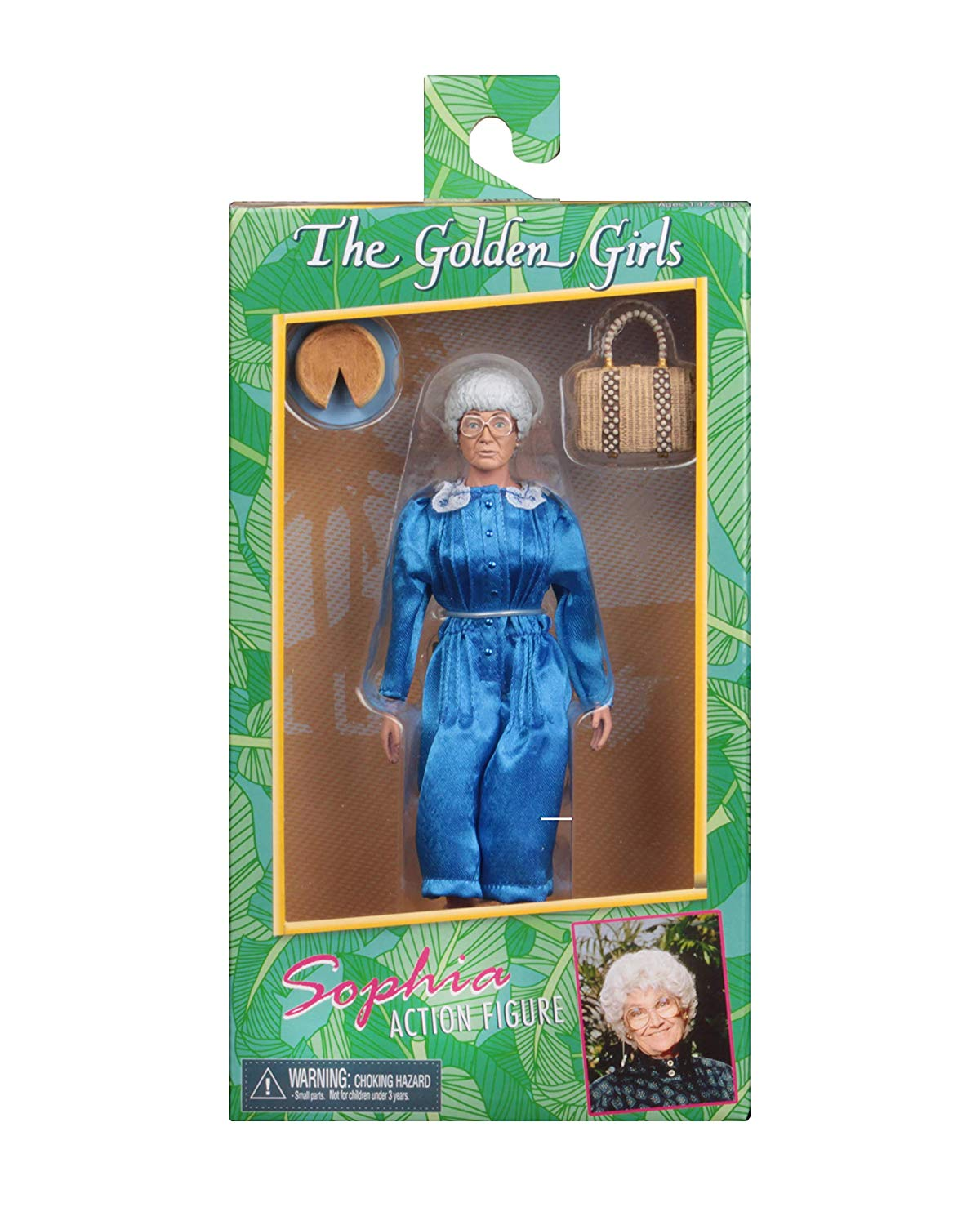 sophia action figure golden girls